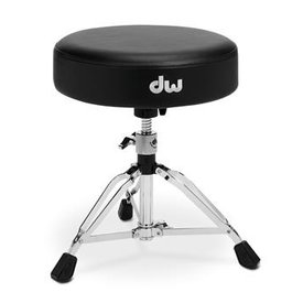 DW DROPSHIP DW 9000 Series Low Tripod Throne Chrome DWCP9101