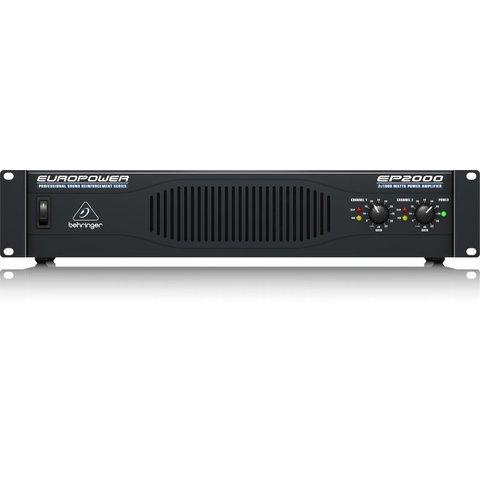 Behringer EP2000 2000W Stereo Power Amp - ATR