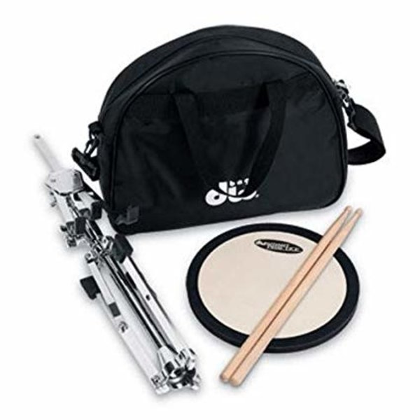 DW DROPSHIP DW Smart Practice Practice Pad With Stand And Bag DWCPPADSTDBG