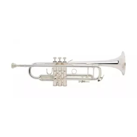 Bach 180S37W1 Stradivarius 180 Series Profess Bb Trumpet #37 Bell, Silver Plated