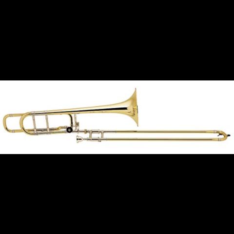 Bach 42BOR Stradivarius Professional Tenor Trombone w/ F Rotor