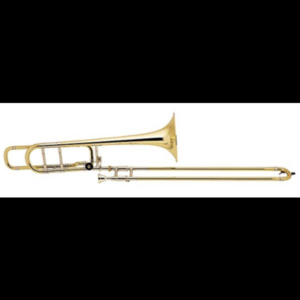 Bach Bach 42BOR Stradivarius Professional Tenor Trombone w/ F Rotor