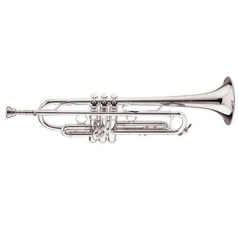 Bach LT180S77W1 Stradivarius New York Professional Bb Trumpet, #7 Bell, No Case