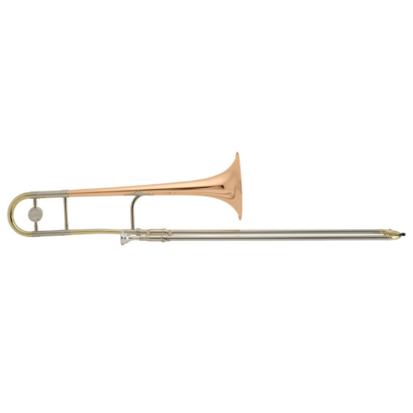 King King 3BLG Legend Series Professional Tenor Trombone, Gold Brass Bell