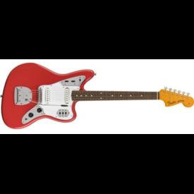 Fender 60s Jaguar Lacquer, Pau Ferro Fingerboard, Fiesta Red