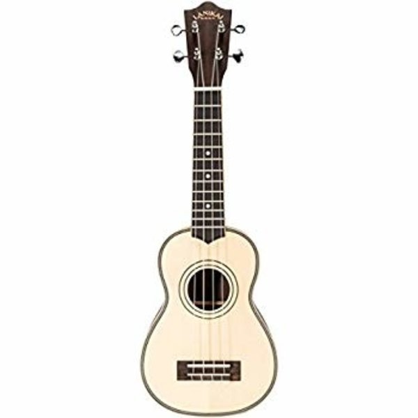 Lanikai Lanikai Solid spruce top Rosewood back and side Soprano Ukulele