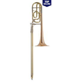 Conn Conn 52HLSP Artist Series Performance Tenor Trombone w/ Lrg Shank, Silver Plated