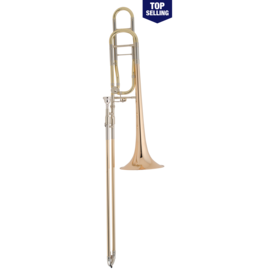 Conn Conn 88HOSP Symphony Series Professional Tenor Trombone, Silver Plated