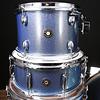 Gretsch Catalina Club 4 pc Shell Pack w/ 22'' Kick Blue Sparkle