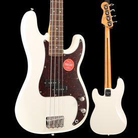 Squier Squier Classic Vibe '60s Precision Bass, Laurel Fingerboard, Olympic White