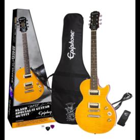 Gibson Epiphone ENA2AANH3 Slash Les Paul LP Special II Package