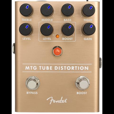 MTG Tube Distortion Pedal