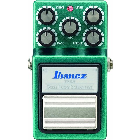 Ibanez TS9B Tube Screamer Overdrive Bass Pedal