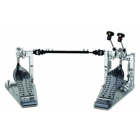 DW Machined Chain Drive Double Pedal DWCPMCD2