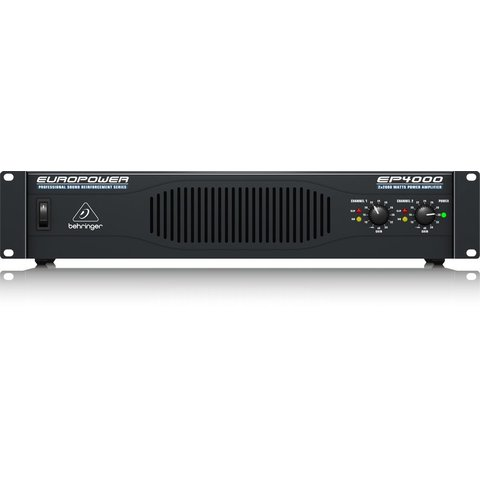 Behringer EP4000 4000W Stereo Power Amp - ATR