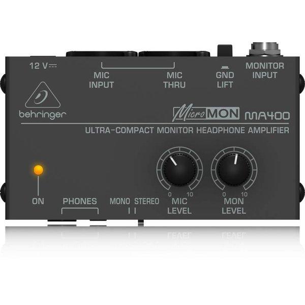 Behringer Behringer MA400 Monitor Headphone Amplifier