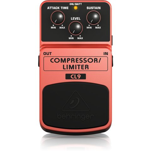 Behringer CL9 Classic Compressor/LE Pedal