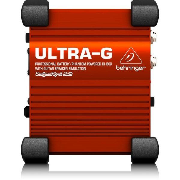 Behringer Behringer GI100 Battery/Phantom Powered DI-Box