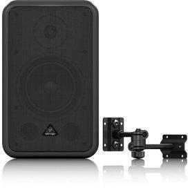 "Behringer Behringer CE500ABK 80W 5.5"" Commercial Speaker Sys"