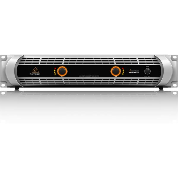 Behringer Behringer iNuke NU6000 6000W Power Amplifier
