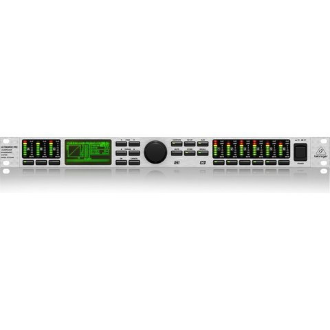 Behringer DCX2496 24-Bit/96 kHz Speaker System