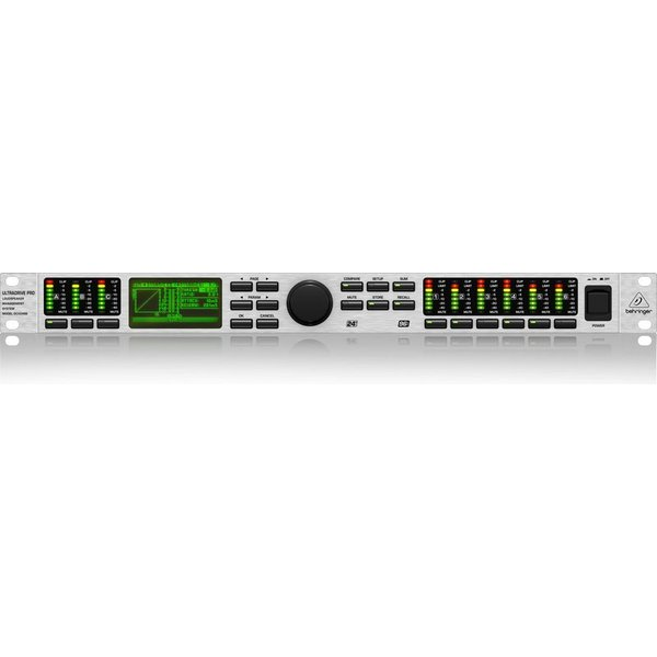 Behringer Behringer DCX2496 24-Bit/96 kHz Speaker System