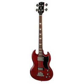 Gibson Gibson BASG00HCCH1 SG Standard Bass 2020 Heritage Cherry