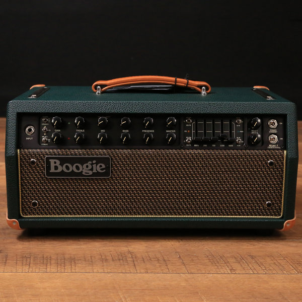 Mesa/Boogie Mesa Boogie Mark Five: 35 Configured Head Emerald Bronco / Gold Jute