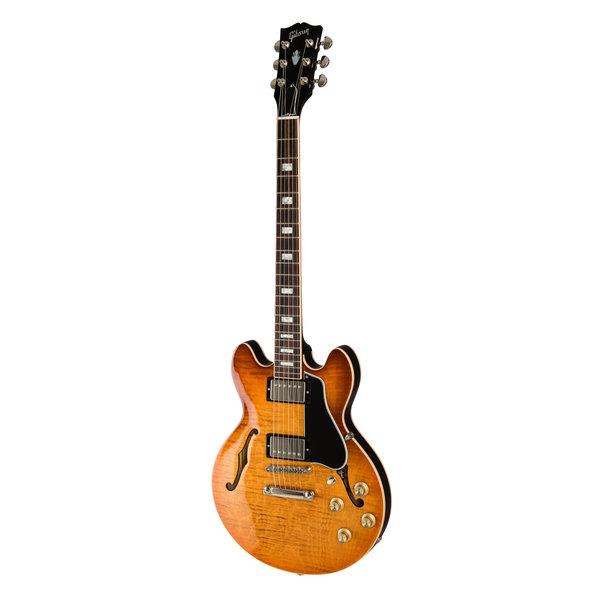 Gibson Gibson ES39FFBNH1 ES-339 Figured 2020 Faded Lightburst