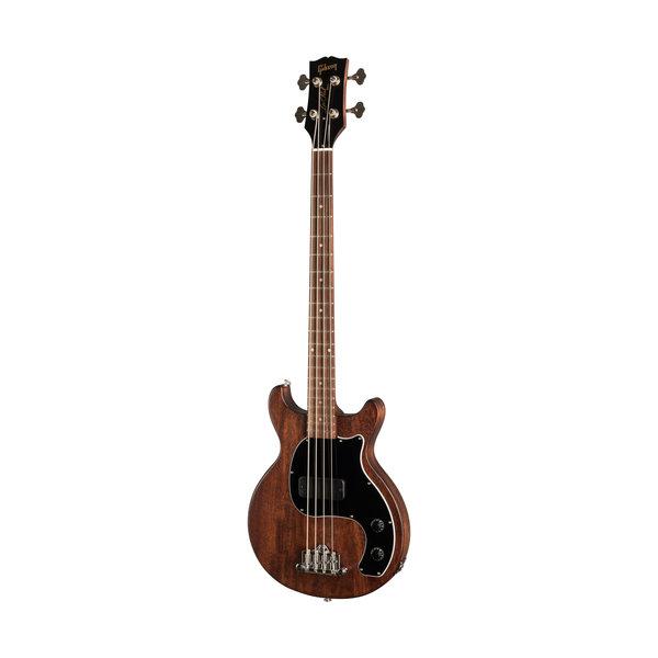 Gibson Gibson BAJDT00WBCH1 Les Paul Junior Tribute DC Bass 2020 Worn Brown
