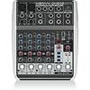 Behringer QX602MP3 6-Input 2-Bus Mixer, XENYX/EQ