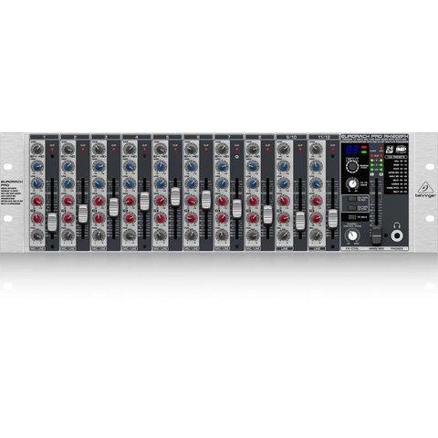 Behringer RX1202FX 12-Input Mic/Line Rack Mixer