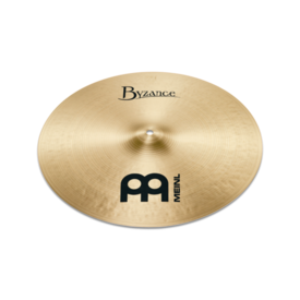"Meinl Cymbals Meinl Cymbals Byzance Traditional 19"" Medium Thin Crash Cymbal"