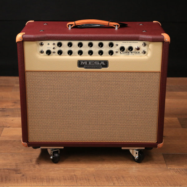 Mesa/Boogie Mesa Boogie Lone Star Special British Cabernet w/ Vanilla Bronco Front 1x12 Combo