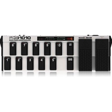 Behringer FCB1010 MIDI Foot Ctrl-2 E-Pedals/MMF