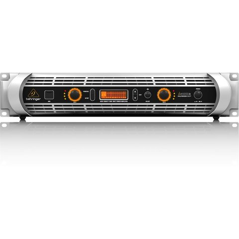 Behringer NU1000DSP 1000W Power Amplifier-DSP/USB