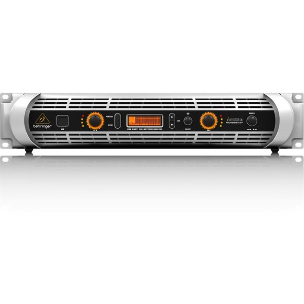 Behringer Behringer NU1000DSP 1000W Power Amplifier-DSP/USB
