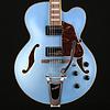 Ibanez AFS75TSTF AFS Artcore 6str Electric Guitar  - Steel Blue Flat S/N PW18121471