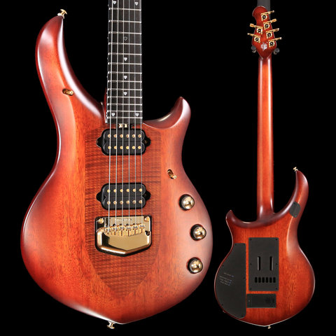 Ernie Ball Music Man John Petrucci Artisan Majesty - Marrone