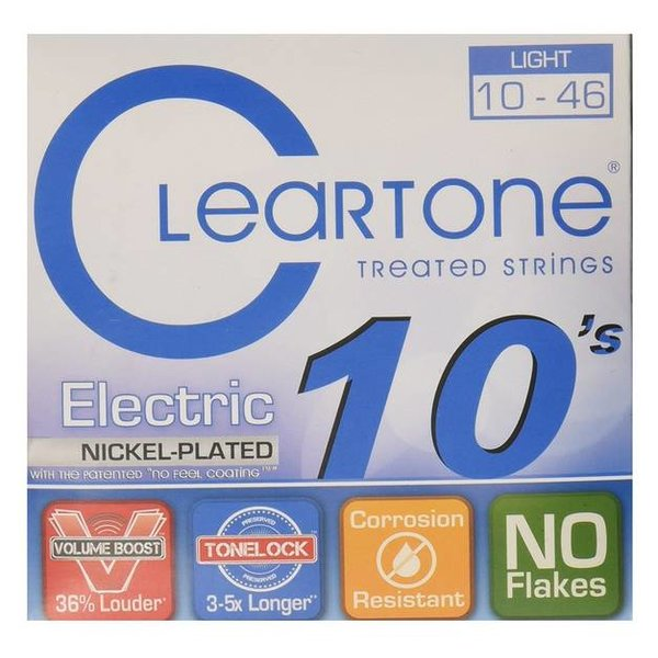 Cleartone Cleartone 9410 EMP Electric Guitar Strings .010-.046 Super Light