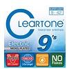 Cleartone 9409 EMP Electric Guitar Strings .009-.042 Super Light
