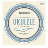 D'Addario EJ87T Titanium Ukulele Strings, Tenor