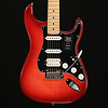 Fender Player Stratocaster HSS Plus Top, Maple Fingerboard, Aged Cherry Burst S/N MX19007874