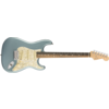 American Elite Stratocaster, Ebony Fingerboard, Satin Ice Blue Metallic