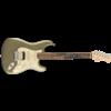 American Elite Stratocaster HSS ShawBucker, Ebony Fingerboard, Satin Jade Pearl Metallic