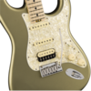 American Elite Stratocaster HSS ShawBucker, Maple Fingerboard, Satin Jade Pearl Metallic