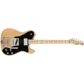 Fender 2018 Limited Edition '72 Telecaster Custom w/ Bigsby, Maple Fingerboard, Natural