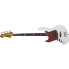 Fender MIJ Traditional '60s Jazz Bass Left-Handed, Rosewood Fingerboard, Arctic White