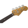 MIJ Traditional '60s Jazz Bass Fretless, Rosewood Fingerboard, Black