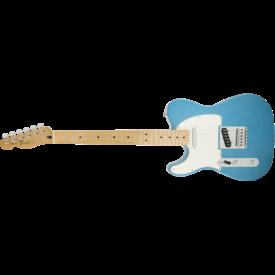 Fender Standard Telecaster Left-Handed, Maple Fingerboard, Lake Placid Blue